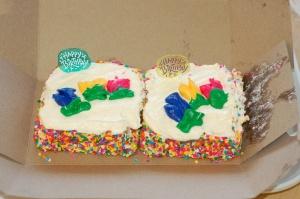 Her first Birthday Cake :)